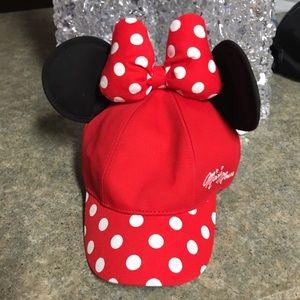 Disney Parks Minnie Mouse Adult hat